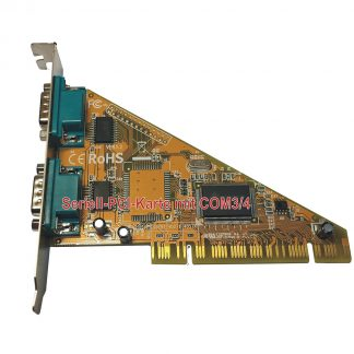 Seriell-PCI-Karte